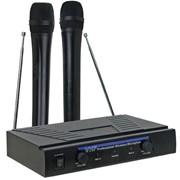 Набор из двух беспроводных микрофонов Defender MIC-175 фото