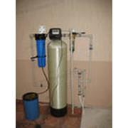 Монтаж, наладка и обслуживание систем фильтрации. фото
