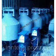 Установка для производства пенобетона ПБ 02 фото