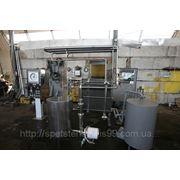 Пастеризационно-охладительная установка А1-ОКЛ-5 фото