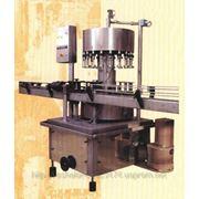 Автомат для розлива уксуса фото