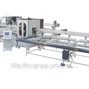 Центр обработки и резки профиля автоматический двойной MURAT MAKINA NR-242 фото