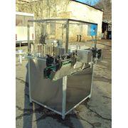 Автомат для нанесения полипропиленовой этикетки ЭТМА 612 фото