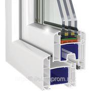 Framex 71 пятикамерная ПВХ-профильная система фото