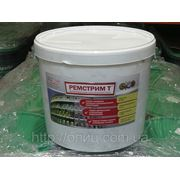 «Ремстрим – Т» - Безусадочная быстротвердеющая сухая бетонная смесь с полимерной фиброй (ведро - 15 кг) фото