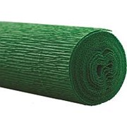 Бумага креп/гофрированная, 50 х250 см., зеленый, 1 шт., 2454 фото