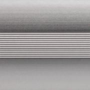 Порог-стык 60 мм Алюминий фото