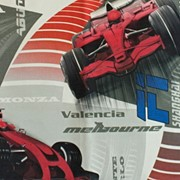 Ткань мебельная Canvas Monza Red фото