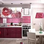 Кухонный гарнитур Вишня фото