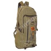 Рюкзак брезентовый 40 л. 0107 фото