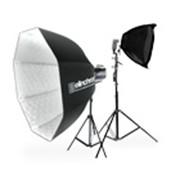 Студийное оборудование, Системы студийного осветительного оборудования фото