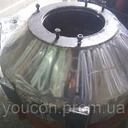 Крышка гранулятора ОГМ 1,5 из НЕРЖАВЕЙКИ  фото