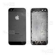 Задняя панель для смартфона Apple iPhone 5 black фото
