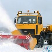 Снегоуборочная техника Амкодор 9512 фото