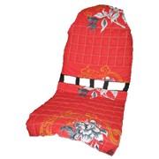 Накидка профилактическая микро-массажная инвалидн.коляска, кресло видителя, офисное кресло фото