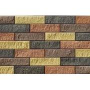 Фассадная плитка из натурального песчаника (гиперпрессованная) фото