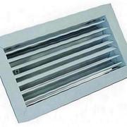 Решетка вентиляционная алюминиевая РАГ 150х1100 фото