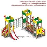 Детский игровой комплекс Крепость 005298 фото