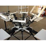 Профессиональное оборудование для шелкографии фото