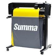 Режущий плоттер SUMMA Cut D120 Pharos (Бельгия) фото