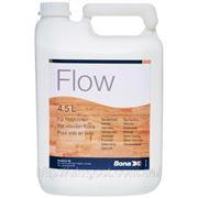 Лак Bona Flow Двухкомпонентный воднодисперсионный лак на основе чистого полиуретана. Содержание растворителей - только 4 % фото