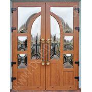Двери входные домовые