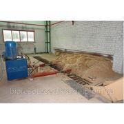 Оборудование склада сыпучего сырья с гидроприводом, 4 т/час, 10 м фото