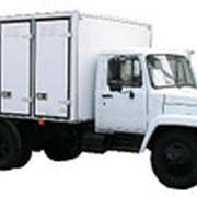 Фургон хлебный ГАЗ 33098 (ГАЗон), 4х2 фото