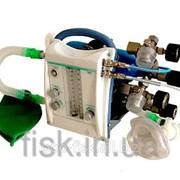 Аппарат ингаляционного наркоза газовой смесью кислорода и закисью азота портативный АНпСП-01-ТМТ фото