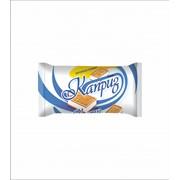 Мороженое Каприз ваниль пломбир с кусочками ванили и ароматом ванили на печенье фото