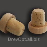 Пробки деревянные для бочек чанов фото