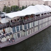 Дебаркадера ресторан-корабль 2500м2 фото
