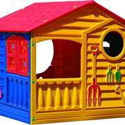 360 Игровой домик Marian Plast,130х109х115 см (Израиль) фото