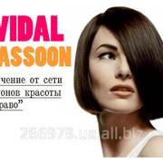 Обучение технике Vidal Sassoon фото