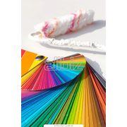 Декоративные краски фото