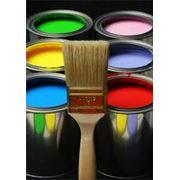Продукция лакокрасочная. Лаки и краски для ремонта стройматериалы. фото