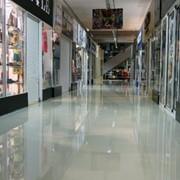 Наливные полы для торговых центров фото