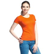 Женская футболка StanGalantWomen 02W Оранжевый S/44 фото