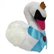 Лебедь (мини)Пл /19 см/ фото