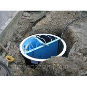 Автономная канализация.Септик Житомирская обл фото