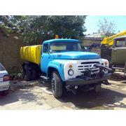 Машина поливомоечная ПМ-130 фото
