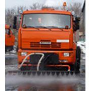 Поливомоечное оборудование (марка ПМО) фото