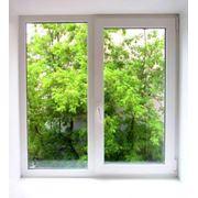Окно металлопластиковое однокамерное 1300*1400 новое фото