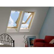 Мансардные окна Fakro фото