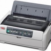Принтер матричный Oki ML5590 фото