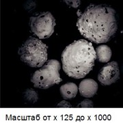 Микросфера алюмосиликатная фото