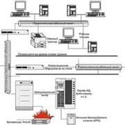 Прокладка, наладка, локальных сетей, настройка сетевого оборудования, администрирование локальных сетей, ремонт, обслуживание компьютерной периферии фото