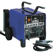 Трансформатор сварочный (220 В) бытовой Gamma 2160 фото