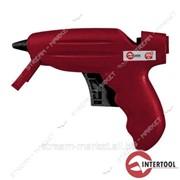 Клеевой пистолет Intertool RT-1016 200Вт, 11.2мм, 12г/мин, 230В №460710 фото