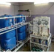 Оборудование для выделения щелочи из сточных вод. фото